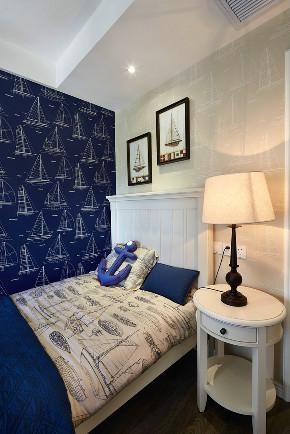 170平 混搭 卧室图片来自陕西紫苹果装饰公司在170平混搭的分享