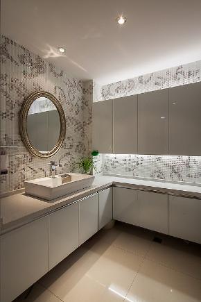 170平 混搭 卫生间图片来自陕西紫苹果装饰公司在170平混搭的分享