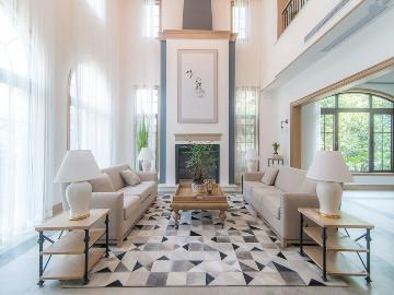 现代风格别墅设计案例展示!