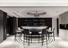 天汇设计 游小华 别墅设计 现代别墅 极简风格 客厅图片来自福建天汇设计工程有限公司在THD-天汇设计《合一墅》的分享
