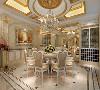 欧式古典风格别墅设计案例