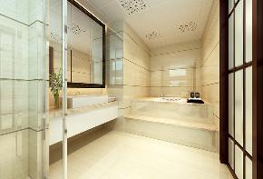 混搭 三居 白领 80后 小资 港式 卫生间图片来自业之峰沈阳公司在奕聪花园港式装修设计的分享