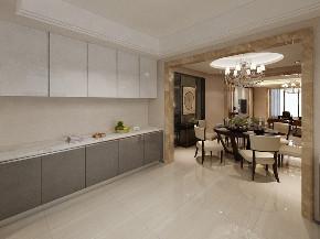 混搭 三居 白领 80后 小资 港式 厨房图片来自业之峰沈阳公司在奕聪花园港式装修设计的分享