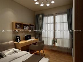 简约 白领 收纳 旧房改造 80后 小资 混搭 现代简约 文艺青年 卧室图片来自二十四城装饰(集团)昆明公司在世纪半岛 现代简约的分享