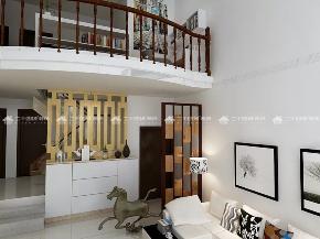 欧式 白领 收纳 80后 小资 旧房改造 简约 混搭 文艺青年 楼梯图片来自昆明二十四城装饰集团在恒水源  北欧的分享
