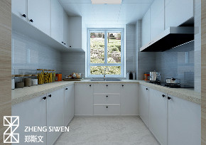 厨房图片来自沈阳百家装饰小姜在百家装饰其仕盛和祥83平北欧风格的分享
