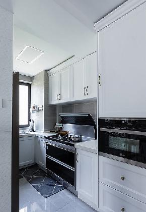 厨房图片来自家装大管家在98平北欧清爽空间 自然舒适并存的分享