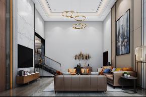 楼梯图片来自云南俊雅装饰工程有限公司在长城小区 美式风格的分享