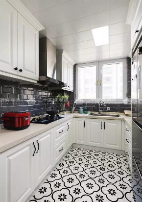 美式 混搭 白领 小资 90后 收纳 旧房改造 未来家 三居 厨房图片来自昆明二十四城装饰集团在融城园城 美式的分享