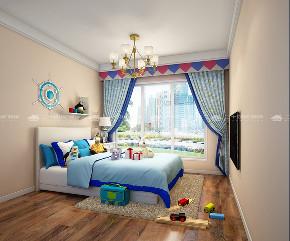 欧式 简约 简欧 白领 80后 小资 浪漫 混搭 旧房改造 卧室图片来自二十四城装饰(集团)昆明公司在银海泊岸 简约欧式的分享