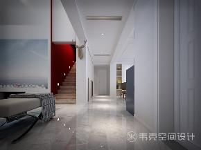 5室 楼梯图片来自韦克空间设计在现代风新家,守护心灵的静土的分享