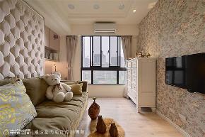 装修设计 装修完成 新古典 小资 卧室图片来自幸福空间在198平,新古典 咀嚼品味居家殿堂的分享