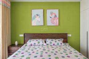 20所家属院 西安装修 西安今朝 卧室图片来自西安今朝装饰小何在西安20所家属院137平装修的分享