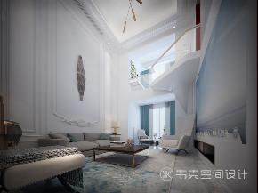 5室 书房图片来自韦克空间设计在现代风新家,守护心灵的静土的分享