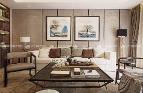 混搭 收纳 80后 高富帅 白富美 梦想家 未来家 中式 欧式 客厅图片来自昆明二十四城装饰集团在华夏御府 混搭风的分享