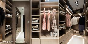 装修设计 装修完成 现代风格 衣帽间图片来自幸福空间在116平,全开放空间 享受相聚时光的分享