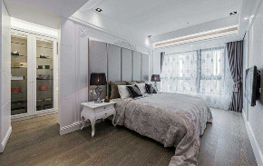 欧式 奢华 80后 欧式奢华 豪华 三居 白领 高富帅 白富美 卧室图片来自昆明二十四城装饰集团在万秀城 欧式奢华的分享