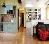 安美房装饰-乡村风格140平米大户