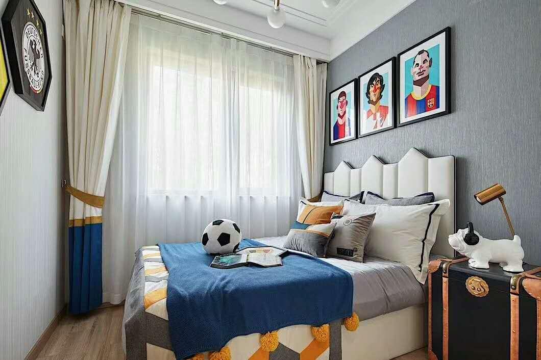 简约 二居 客厅 卧室图片来自乐粉_20180907171047992在安美房室内装饰的分享