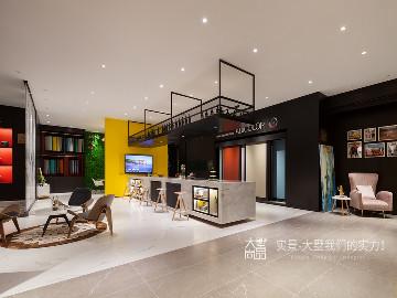 现代轻奢风涂料店『ADIcolor』