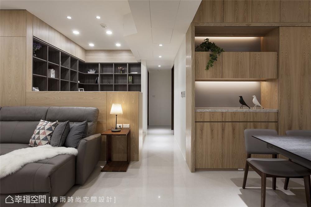 装修设计 装修完成 休闲风格 小资 其他图片来自幸福空间在99平, 高CP值混搭机能宅的分享