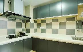二居 厨房图片来自云南俊雅装饰工程有限公司在优活城  北欧的分享