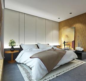 简约 现代简约 白领 收纳 旧房改造 80后 小资 混搭 洋气 卧室图片来自昆明二十四城装饰集团在万彩城 现代简约的分享