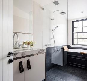 简约 现代简约 白领 收纳 旧房改造 80后 小资 混搭 洋气 卫生间图片来自昆明二十四城装饰集团在万彩城 现代简约的分享