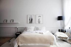 简欧 简约 欧式 文艺 ins 小资 90后 收纳 旧房改造 卧室图片来自二十四城装饰(集团)昆明公司在万彩城  简欧的分享