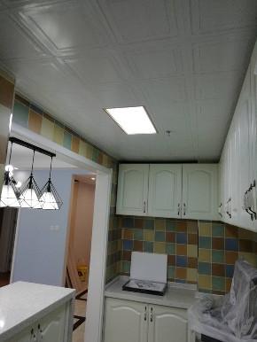 简约 中海寰宇 二居 厨房图片来自山西紫苹果装饰公司在中海寰宇天下的分享