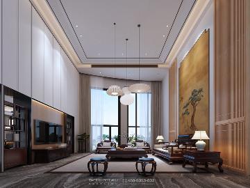 品川设计|桂湖南郡别墅