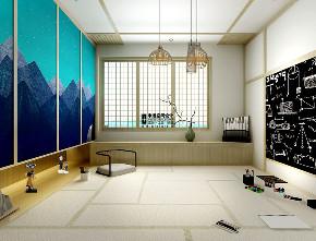 别墅 现代 简约 四居 其他图片来自申远空间设计北京分公司在恒大华府的分享