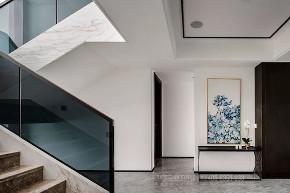 楼梯图片来自品川室内设计在品川设计| 打造满室春光潋滟的分享