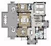品川设计丨奢宅、气度