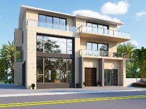 别墅 新中式 其他图片来自穆森设计在MSD穆森设计机构--银湖别墅的分享