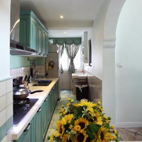 二居 厨房图片来自云南俊雅装饰工程有限公司在盛唐城  地中海风格的分享