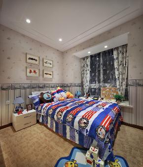 三居 欧式 卧室图片来自云南俊雅装饰工程有限公司在丹槿园的分享