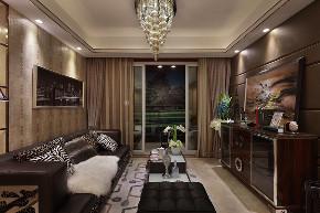 三居 欧式 客厅图片来自云南俊雅装饰工程有限公司在丹槿园的分享