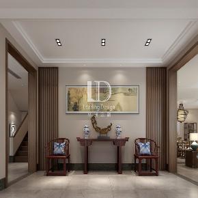 中式 别墅 设计 兄弟装饰 客厅图片来自重庆兄弟装饰黄妃在重庆碧桂园南山澜别墅装修设计的分享