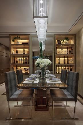 三居 欧式 餐厅图片来自云南俊雅装饰工程有限公司在丹槿园的分享