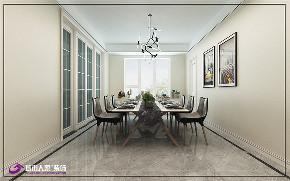 简约 现代 餐厅图片来自济南城市人家装修公司-在三庆御园装修现代轻奢风格的分享