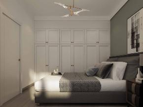 简约 混搭 80后 小资 卧室图片来自武汉申阳红室内设计在硚口交通小区的分享