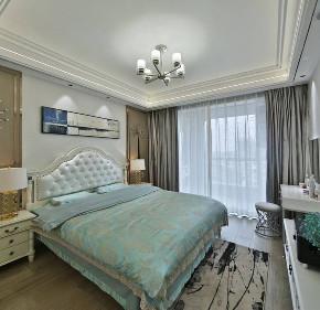 卧室图片来自武汉申阳红室内设计在润京华城的分享