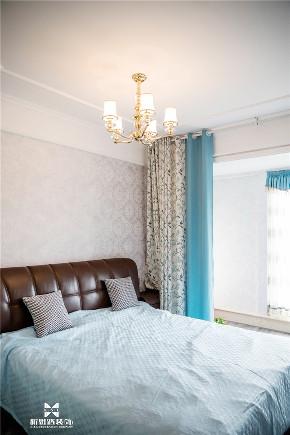 现代 新思路装饰 三居 白领 卧室图片来自重庆新思路装饰在万科金域学府(现代简约)的分享