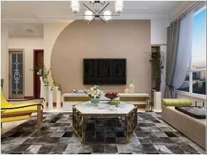 现代简约 简约 现代 收纳 旧房改造 80后 小资 白领 混搭 客厅图片来自昆明二十四城装饰集团在蓝光天骄城  现代简约的分享