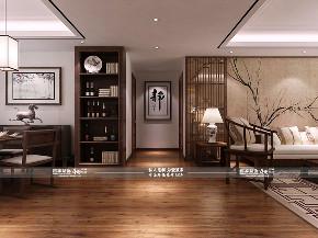 三居 新湖御和园 中式风格 客厅图片来自百家设计小刘在新湖御和园158平中式风格的分享