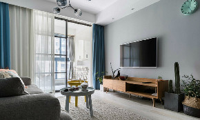 三居 客厅图片来自云南俊雅装饰工程有限公司在时代俊园的分享