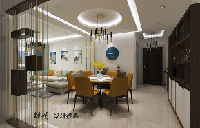 二居 80后 小资 客厅图片来自辽宁百家装饰在益格风情湾1221的分享