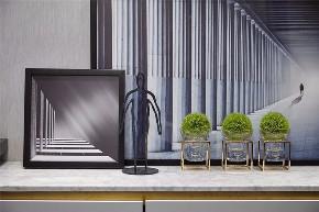 现代 基装 全包 鹏友百年 私人订制 全案设计 其他图片来自鹏友百年装饰在自带优雅静谧的气质的分享