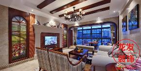 客厅图片来自用户20000004404262在南华府美式风格案例分享的分享
